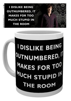 Sherlock - Insult Kubek