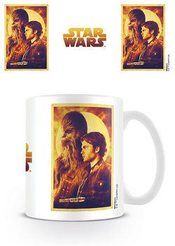 Solo A Star Wars Story - Han and Chewie Kubek