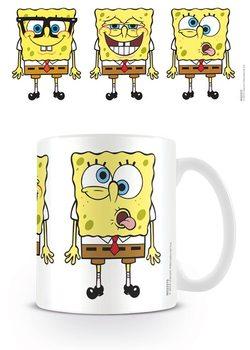 SpongeBob - Faces Kubek