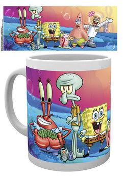 SpongeBob - Group Kubek