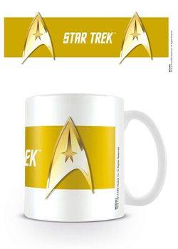 Star Trek - Command Gold Kubek