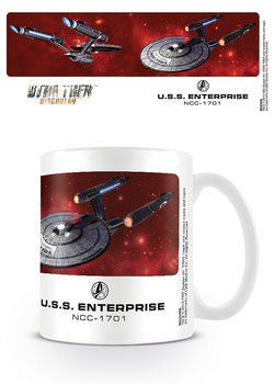 Star Trek Discovery - Pikes Enterprise Kubek