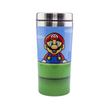 Kubek podróżny Super Mario - Warp Pipe