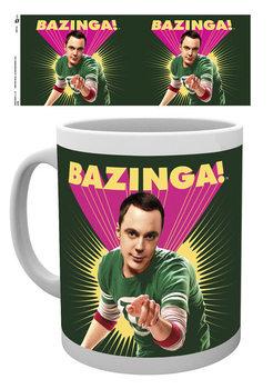 The Big Bang Theory (Teoria wielkiego podrywu) - Sheldon Bazinga Kubek