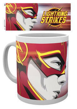 The Flash - Lightning Strikes 2 Kubek