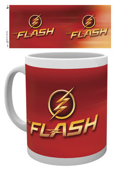 The Flash - Logo Kubek