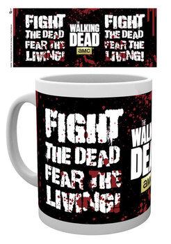 The Walking Dead - Fight The Dead Kubek