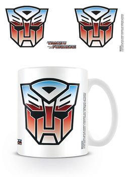 Transformers G1 - Autobot Symbol Kubek