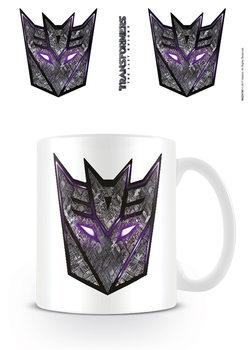 Transformers: Ostatni Rycerz - Decepticon Logo Kubek