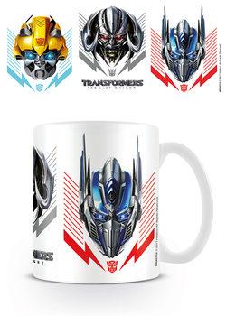 Transformers: Ostatni Rycerz - Helmets Kubek