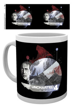 Uncharted 4 - Mountain Kubek