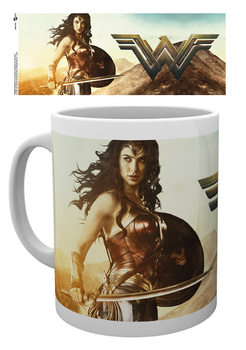 Wonder Woman - Sword Kubek