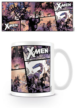 X-Men - Comic Strip Battle Kubek