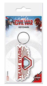Amerika Kapitány: Polgárháború - Team Stark kulcsatartó
