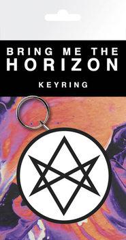Bring Me The Horizon - Logo kulcsatartó