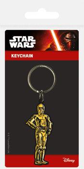 Csillagok háborúja - C3PO kulcsatartó