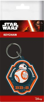 Csillagok háborúja VII (Star Wars: Az ébredő Erő) - BB-8 kulcsatartó