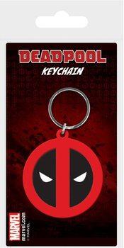 Deadpool - Symbol kulcsatartó