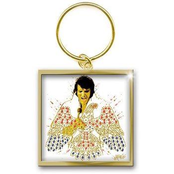 Elvis Presley – American Eagle kulcsatartó