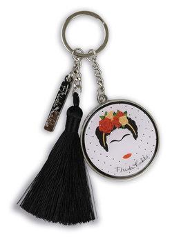 Frida Kahlo - Minimalist kulcsatartó