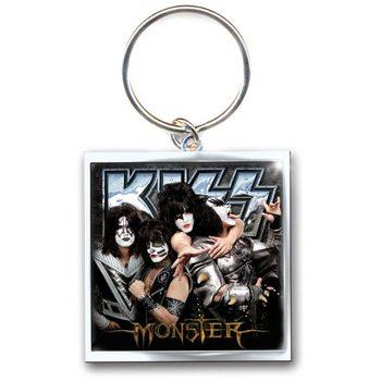 Kiss - Monster Metal kulcsatartó