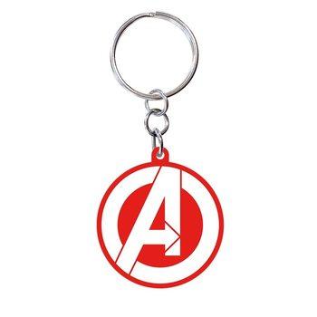 Marvel - Avengers logo kulcsatartó