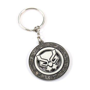 Marvel - Black Panther kulcsatartó