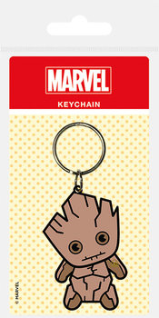 Marvel Kawaii - Groot kulcsatartó