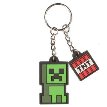Minecraft - Sprite kulcsatartó