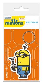 Minyonok - Armed Minion kulcsatartó