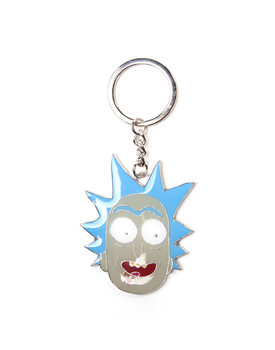 Rick & Morty - Rick kulcsatartó