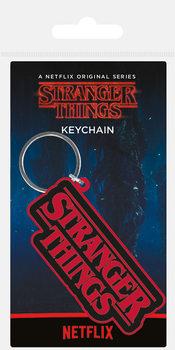 Stranger Things - Logo kulcsatartó