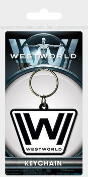 Westworld - Logo kulcsatartó