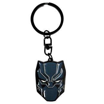 Kulcstartó Black Panther