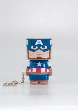 Kulcstartó Marvel - Captain America