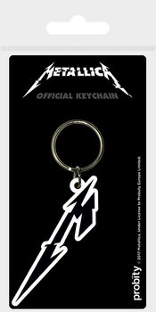 Kulcstartó Metallica - M Icon