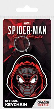 Kulcstartó Spider-Man: Miles Morales - Hooded