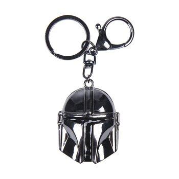 Kulcstartó Star Wars: The Mandalorian - Helmet