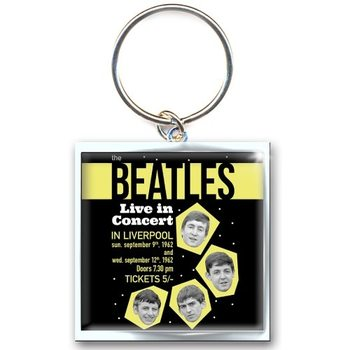Kulcstartó The Beatles - Live Concert