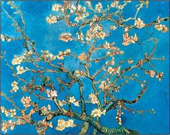 Almond Blossom - The Blossoming Almond Tree, 1890 Kunstdekor