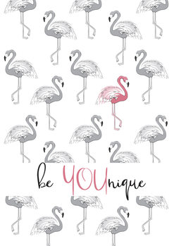 Illustrasjon Be You