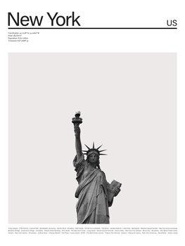 Illustrasjon City New York 1