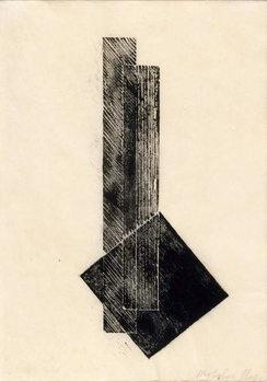 Composition, 1922 Kunsttrykk