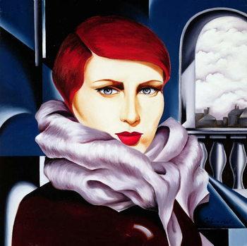European Winter Kunsttrykk