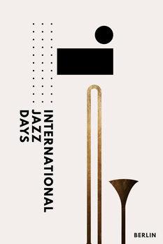 Illustrasjon Jazzy Days No.3