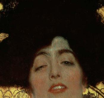 Judith, 1901 (oil on canvas) Kunsttrykk
