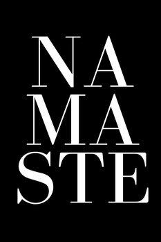 Illustrasjon Namaste