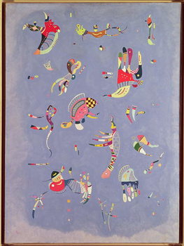 Sky Blue, 1940 Kunsttrykk