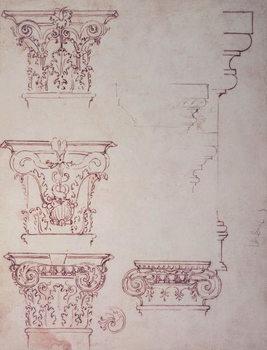Studies for a Capital Kunsttrykk