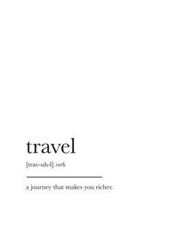 Illustrasjon travel